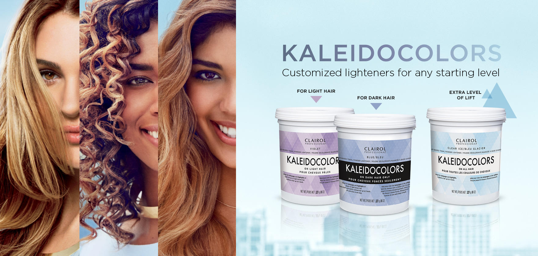 Professional hair color and care from clairol professional care nvjuhfo Images