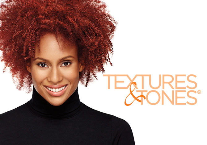 Clairol Professional Texture and Tones