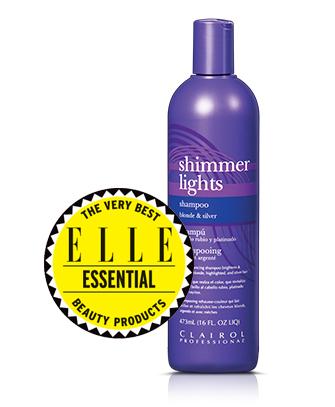 Charming Clairol Professional Shimmer Lights Shampoo