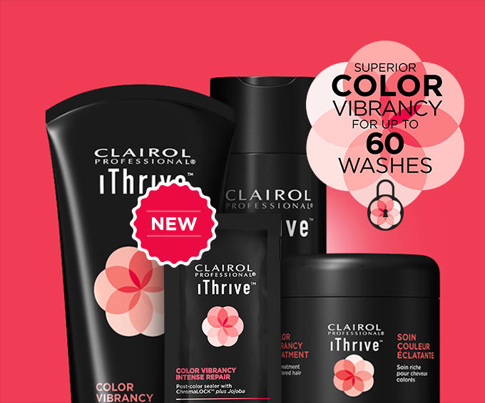 Clairol Professional iFLARE Collection