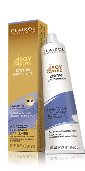Clairol Professional Flare Me Pemanent Hair Color Collection