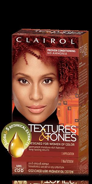 Clairol Professional Textures Amp Tones Permanent Hair Color