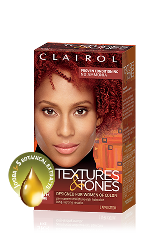 Clairol Professional Textures Tones Permanent Hair Color From