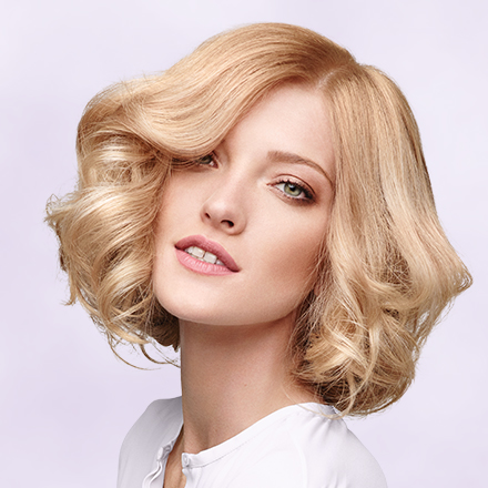 Tousled Temptress Technique From the Hair Color Experts at Clairol Professional