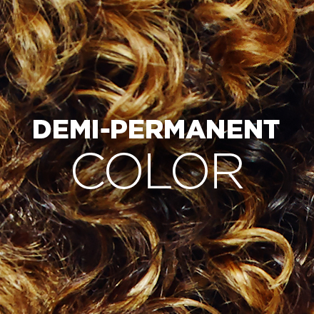 DEMI PERMANENT HAIR COLOR ARTICLE