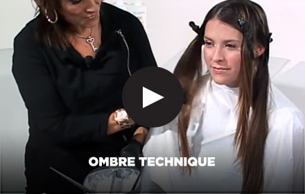 Ombre Technique by Clairol Professional Online Education