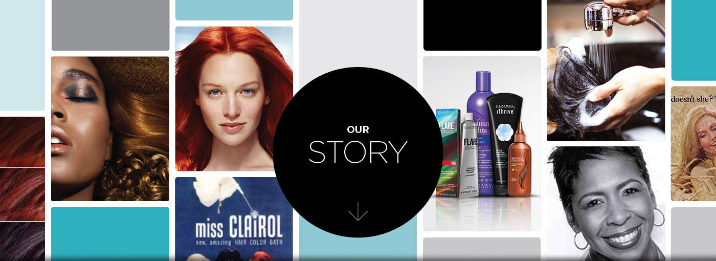 About Us: Clairol Professional